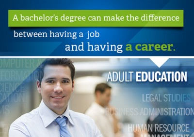 Faulkner Adult Education
