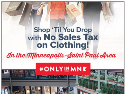 Minneapolis shopping
