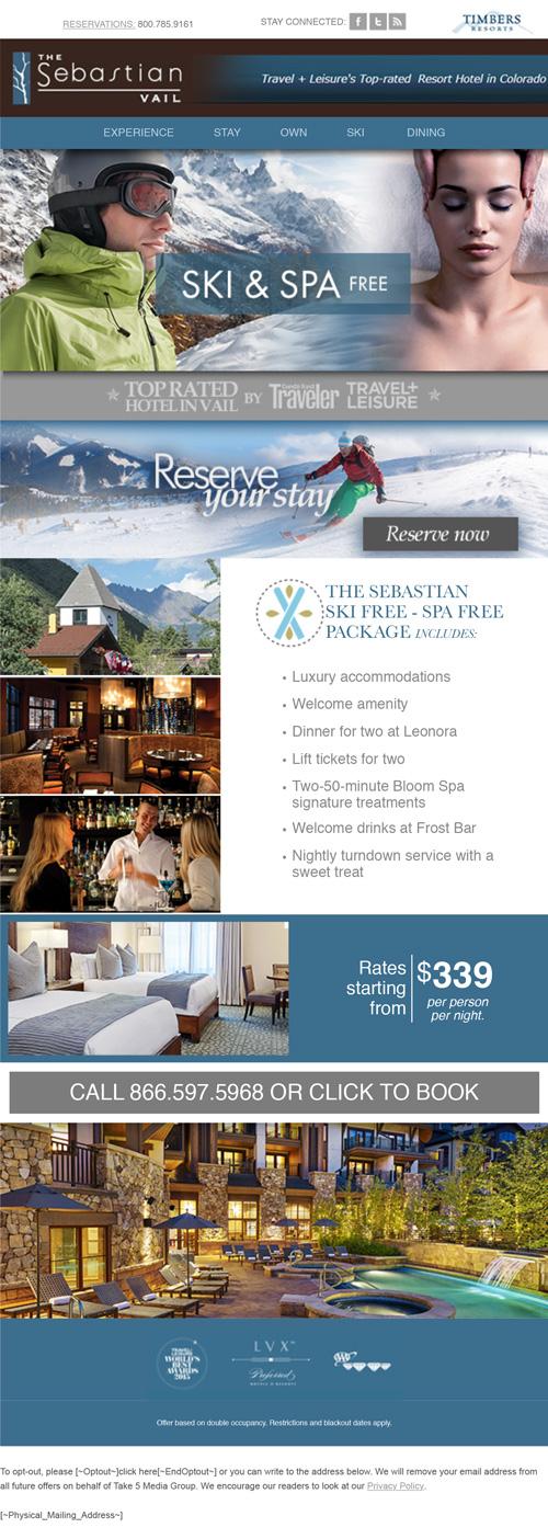 Sebastian Vail Resort