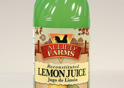 Allied Farms Lemon Juice