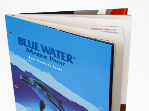 Blue Water Marine Brochure