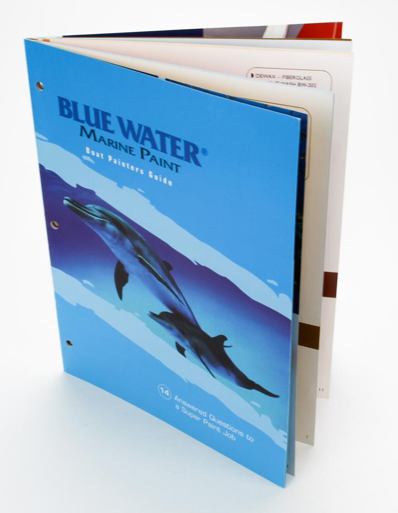 Blue Water Marine Brochure