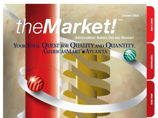 The Market Cover Design
