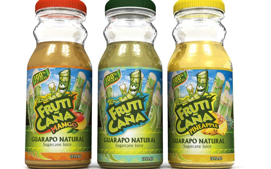 Fruit Drink Label Design