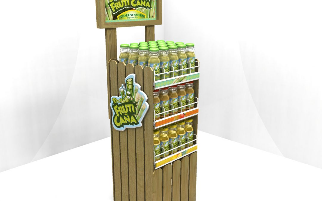 Branded Product Display