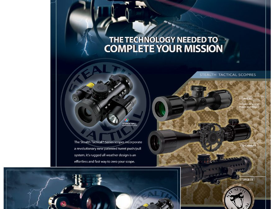 StealthTactical full page / half page