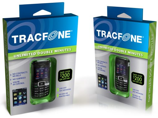 Tracfone Packaging Concept