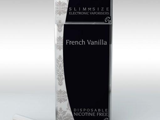 Zuzi vanilla e-cigarette