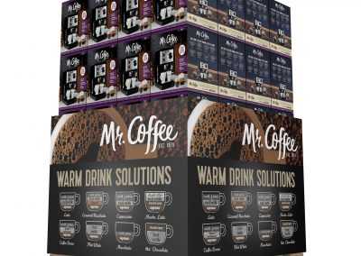 MR Coffee Palette Design