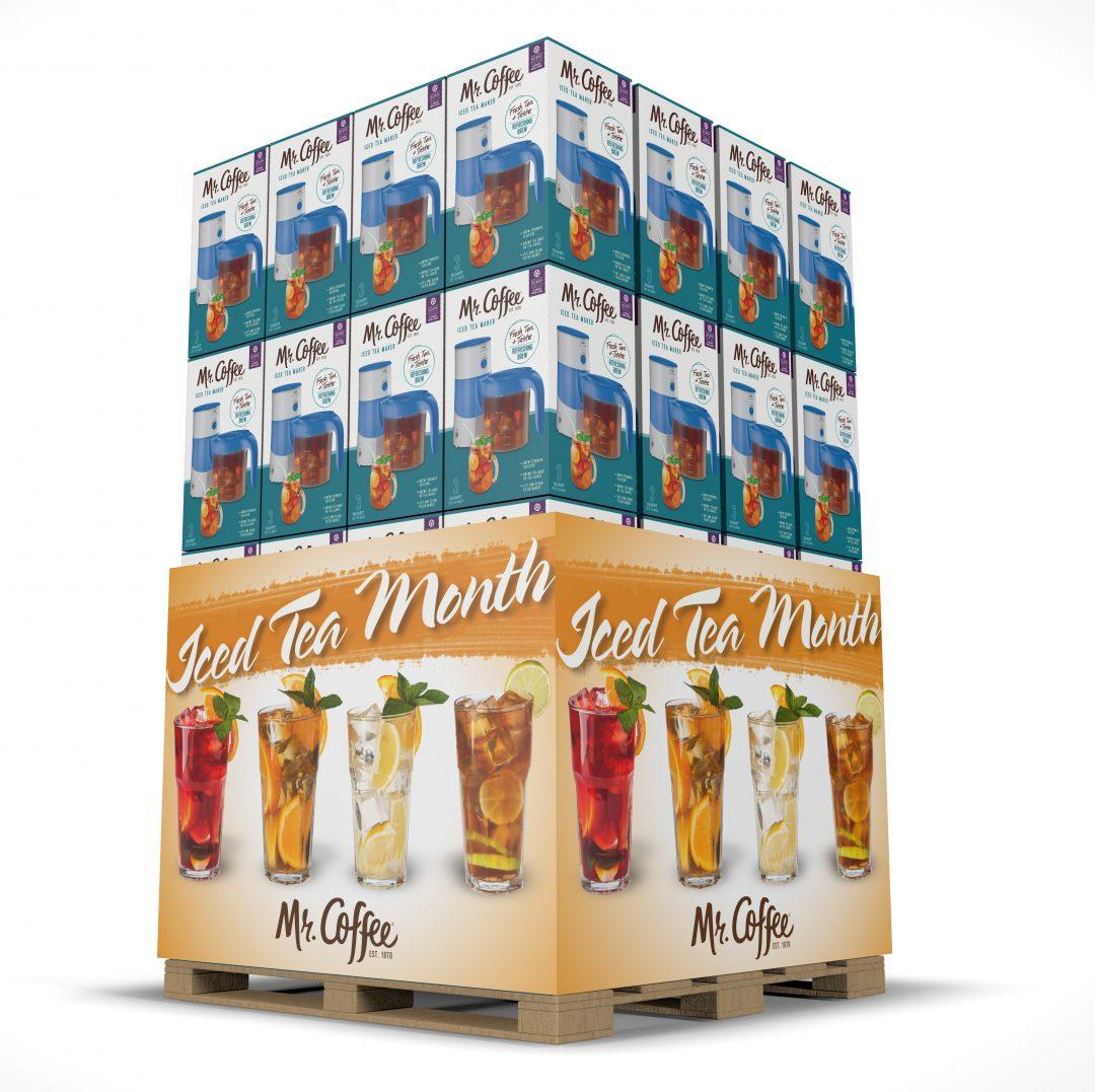 Tea Month Palette Promo