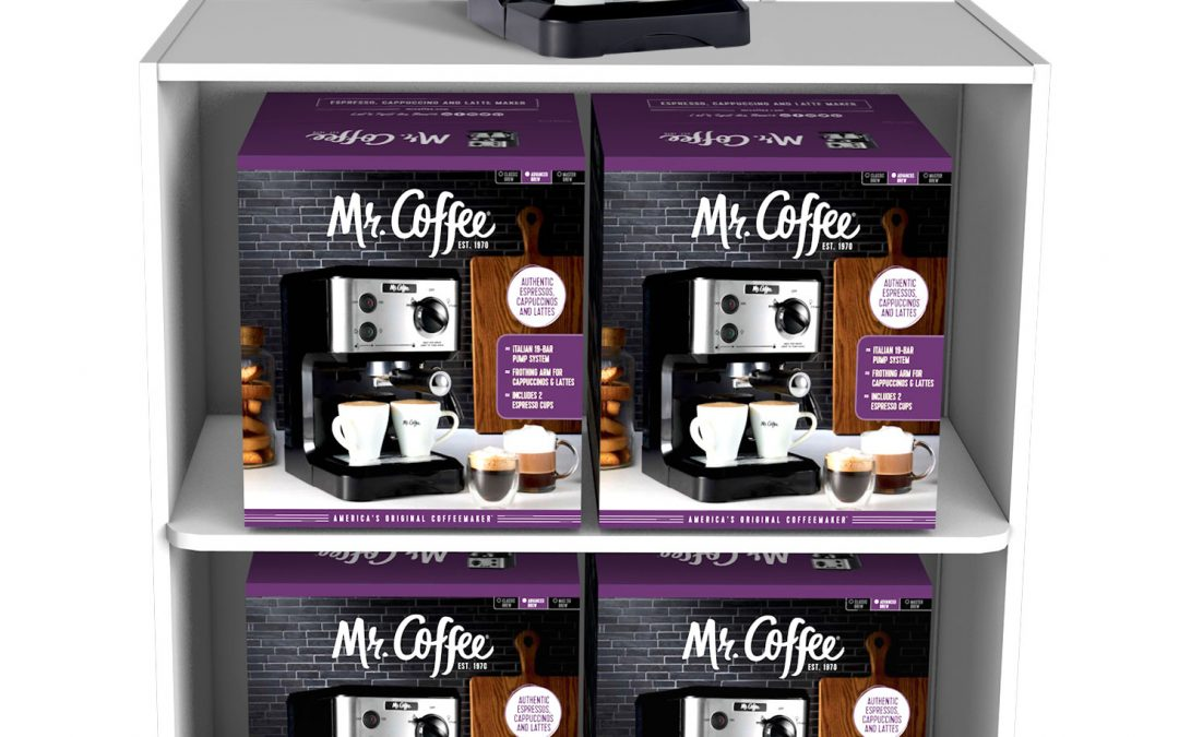 Endcap Promo Coffee Solutions