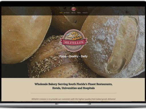 Militellos Italian Bakery