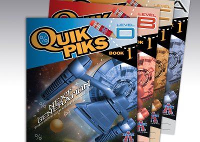 QuickPiks Booklet